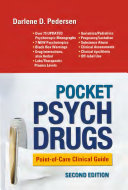 Pocket Psych Drugs Point-of-Care Clinical Guide