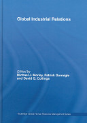 Cover of Global Industrial Relations