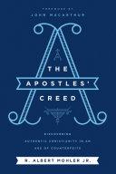 The Apostles' Creed [Pdf/ePub] eBook