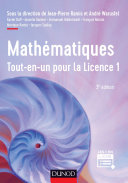 Pdf Mathématiques Tout-en-un pour la Licence 1 - 3e éd Telecharger