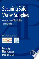 Securing Safe Water Supplies Book