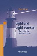 Light and Light Sources Pdf/ePub eBook