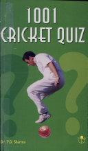 1001 Cricket Quiz