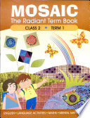 Mosaic The Radiant Term Book Class 2 Term 1
