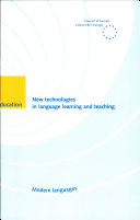 New Technologies in Language Learning and Teaching