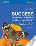 Success International English Skills For Cambridge Igcse Student S Book