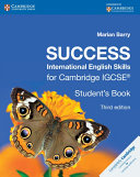 Success International English Skills for Cambridge IGCSE® Student's Book