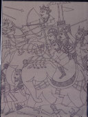 Mahabharata  The Illustrated