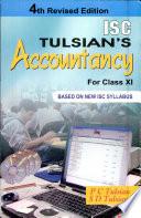 Isc Tulsian S Accoutancy For Class Xi