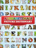 Alphabetimals Picture Dictionary