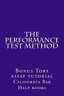 The Performance Test Method