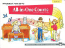 Alfred s Basic All in One Course Universal Edition  Book 1