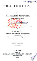 The Jesuits, Des Jésuites English