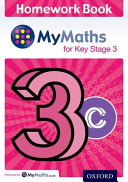 MyMaths: for Key Stage 3: Homework Book 3C (pack of 15)