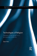 Technologies of Religion