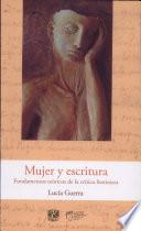 Mujer y escritura