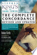 Stephen King s The Dark Tower Concordance