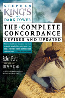 Stephen King's The Dark Tower Concordance ebook