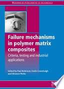 Failure Mechanisms In Polymer Matrix Composites Book PDF