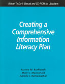 Creating a Comprehensive Information Literacy Plan