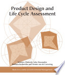 Product Design And Life Cycle Assessment Book PDF