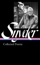 Gary Snyder Collected Poems Loa 357