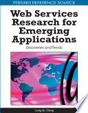 Web Services Research For Emerging Applications Discoveries And Trends