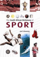 Pdf The South African Dictionary of Sport