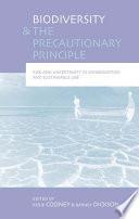 Biodiversity and the Precautionary Principle