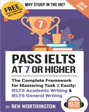 Pass IELTS at 7 Or Higher