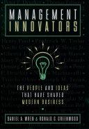 Management Innovators