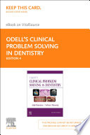 """Odell's Clinical Problem Solving in Dentistry E-Book"" by Avijit Banerjee, Selvam Thavaraj"