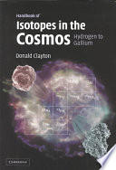 Handbook Of Isotopes In The Cosmos Book PDF