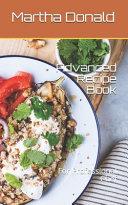 Advanced Recipe Book Book PDF