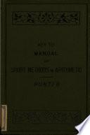 Key To Hunter S Manual Of Short Methods In Arithmetic Book PDF