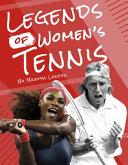 Legends of Women's Tennis Pdf/ePub eBook