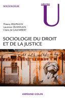 Pdf Sociologie du droit et de la justice Telecharger