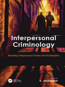 Interpersonal Criminology Pdf/ePub eBook