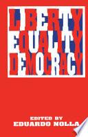 Liberty  Equality  Democracy