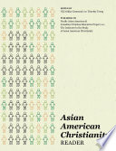 Asian American Christianity Reader Book