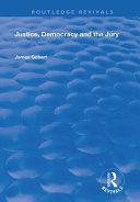 The Jury And Democracy [Pdf/ePub] eBook
