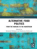 Alternative Food Politics Pdf/ePub eBook