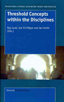 Threshold Concepts Within The Disciplines