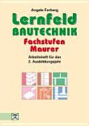 Lernfeld Bautechnik