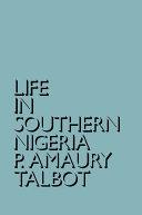 Life in Southern Nigeria Pdf