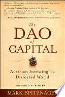 The Dao Of Capital Book PDF