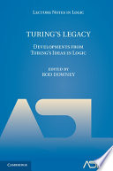 Turing S Legacy