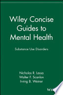 Wiley Concise Guides To Mental Health Book PDF