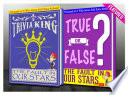 The Fault In Our Stars True Or False Trivia King  Book PDF