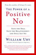 The power of a positive no Book